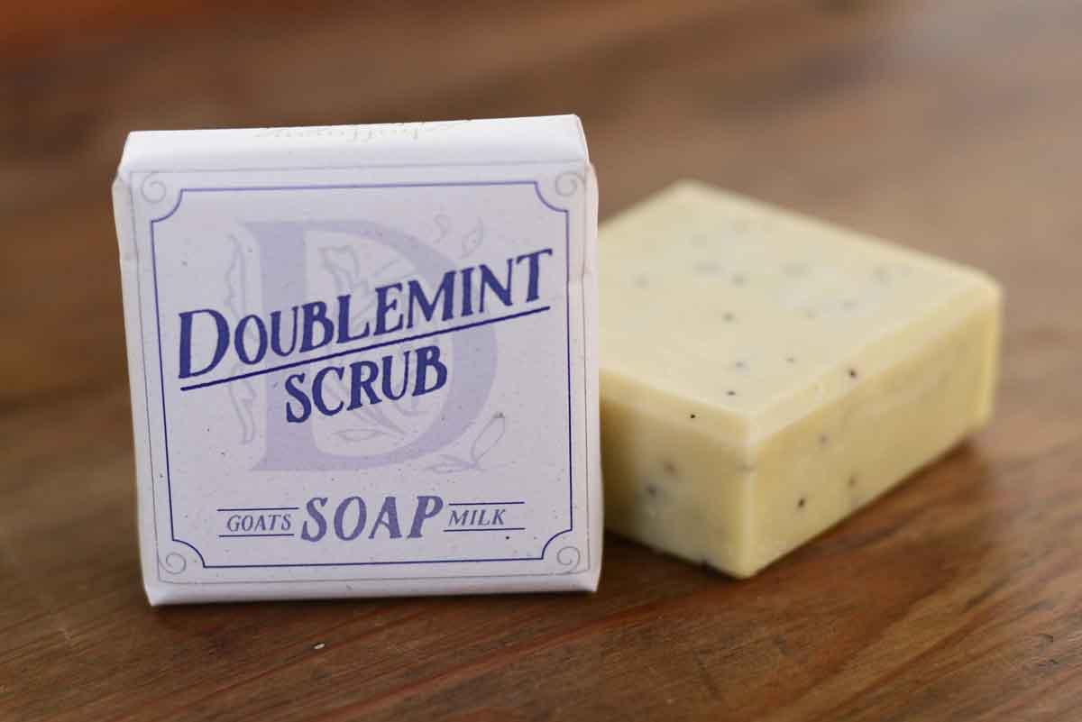 Doublemint Scrub