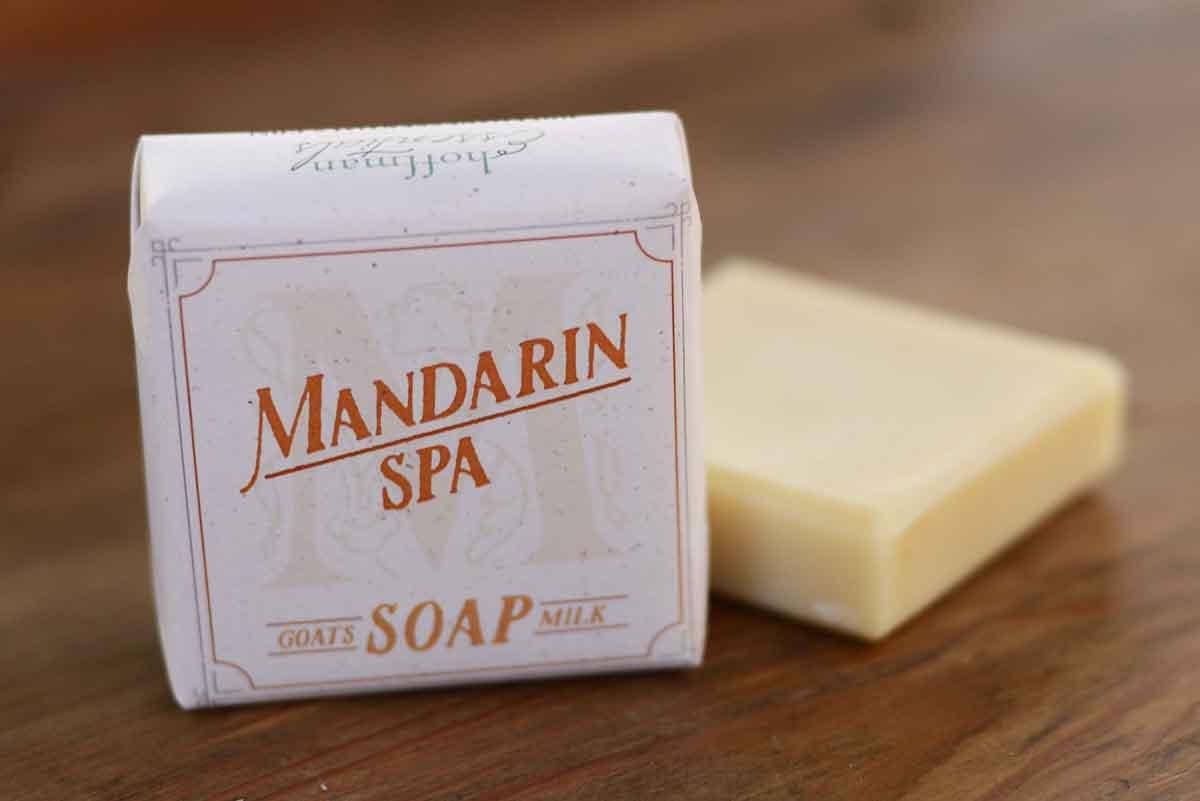 Mandarin Spa
