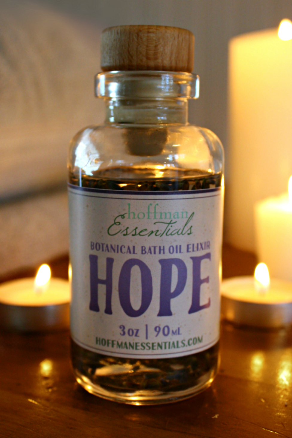 Hope Bath Oil