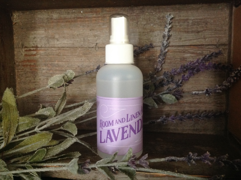 Lavender Room and Linen Spray